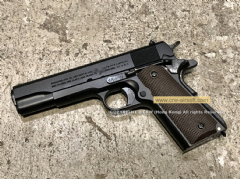 1:2 scale  M1911A1  (Shell Eject) (2019 ver)(Black)